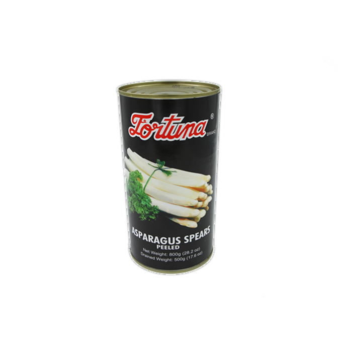 820g canned asparagus in good quality